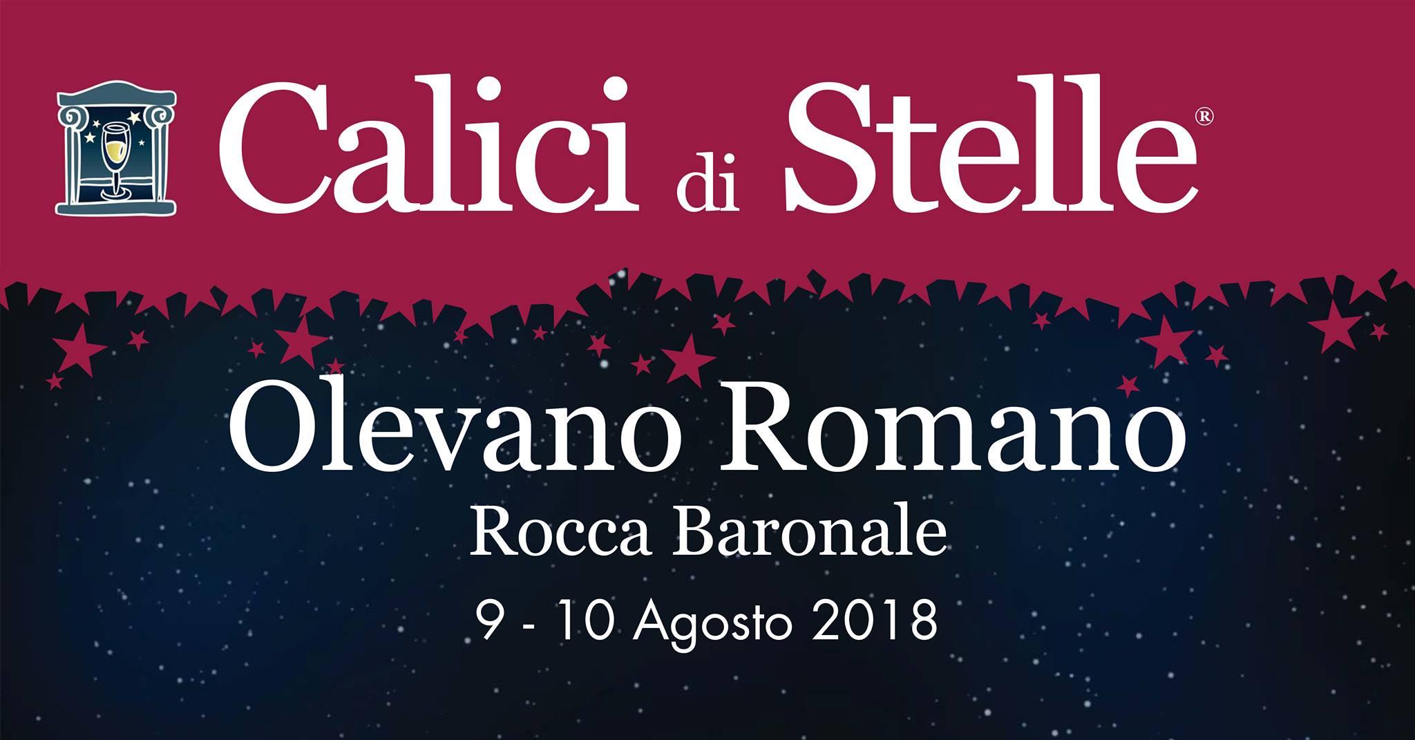 Calici di stelle olevano romano 9 10 agosto vinicola for Domus arredamenti olevano romano
