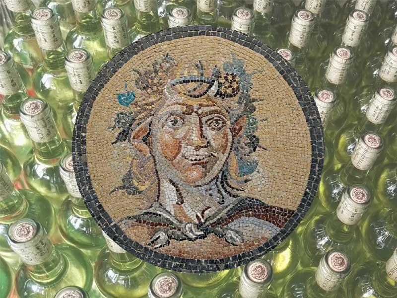 Azienda vinicola produttrice vino cesanese vinicola for Domus arredamenti olevano romano